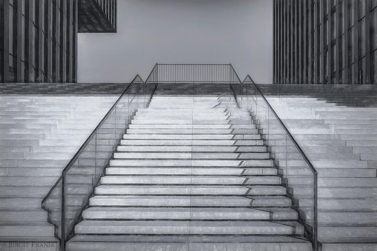 Graustufen - Stufen
