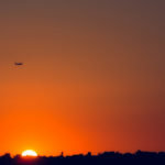 Sunset DUS
