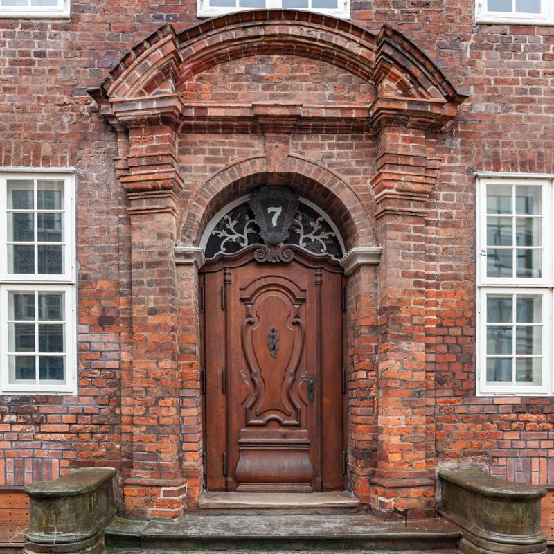 Lüneburg - Alte Musikschule - An der Münze 7