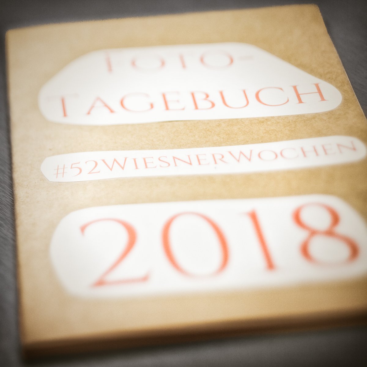 Fototagebuch 2018
